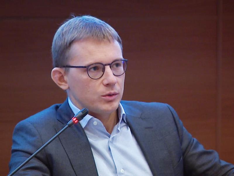 замминистра финансов Алексей Сазонов