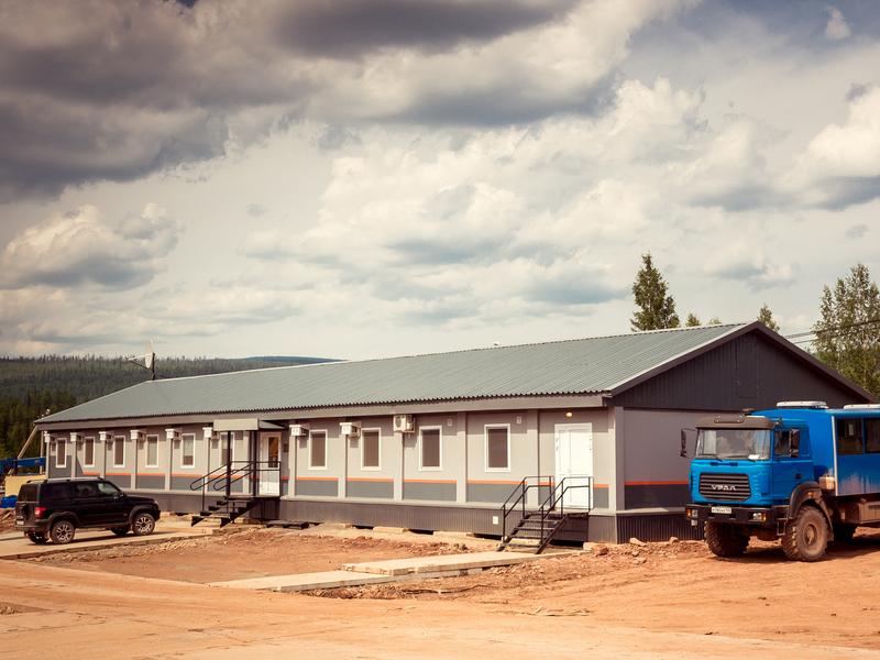 модульное здание сава сервис