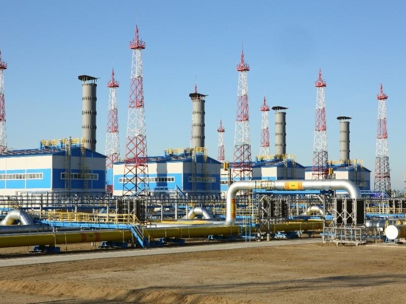 Газпром Чаянда