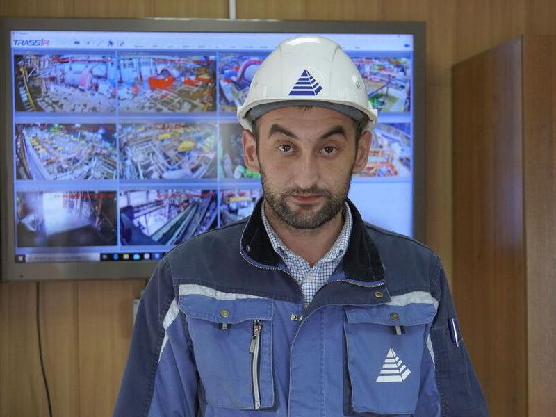 начальник фабрики Горевского ГОКа Асланбек Дзебисов
