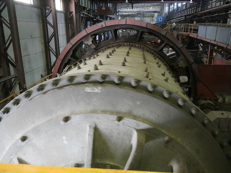 обогащение свинцово-цинковой руды