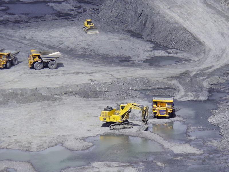 добыча свинцово-цинковой руды
