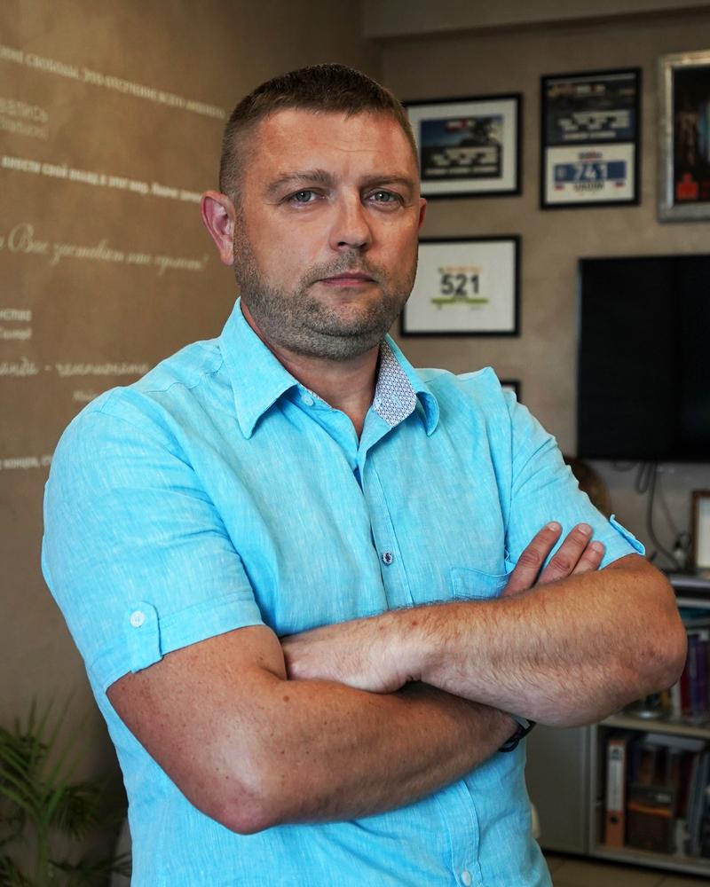 коммерческий директор ГК «Ависта Модуль Инжиниринг» Вадим Матвеев.