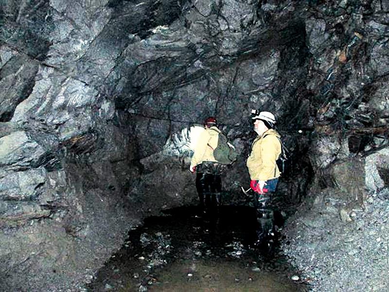 Лысогорский рудник