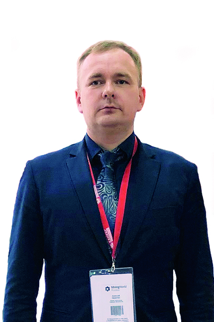 Алексей Никитин, главный обогатитель группы «КАНЕКС»