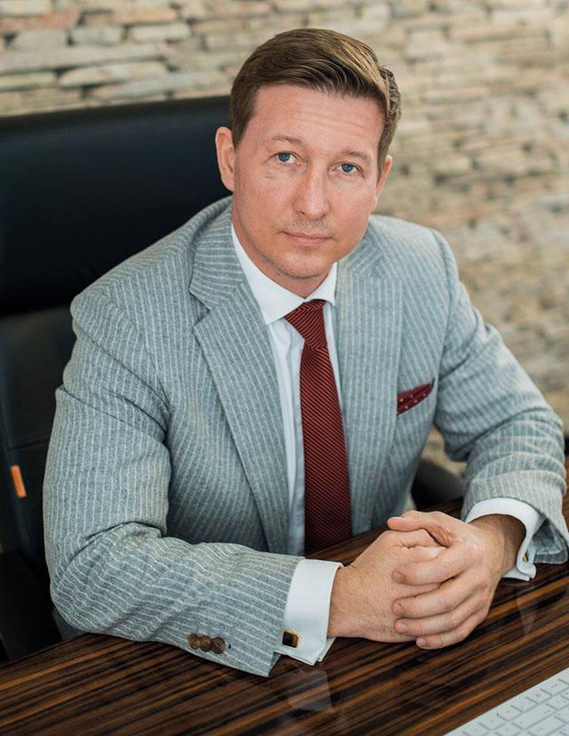 Антон Третьяков, финансовый директор и соучредитель компании «ТехКарьер»