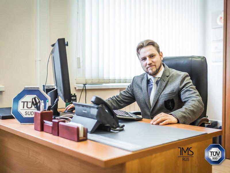Оскар Ололз управляющий директор TMS RUS