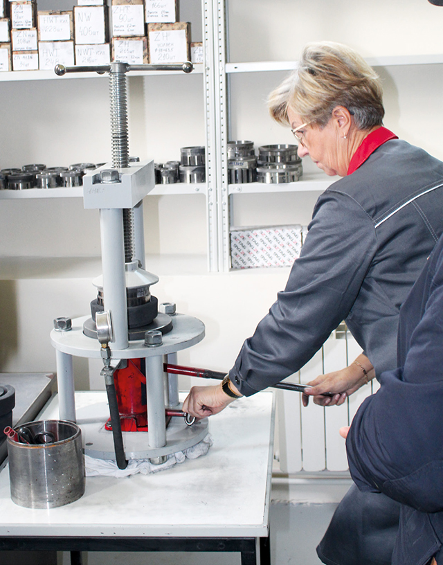 ЭЗТАБ — производитель бурового инструмента