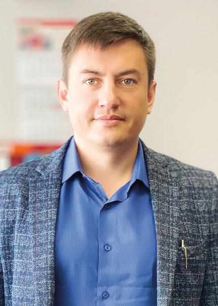Главный специалист отдела регионального развития ООО «Техно» (ГК «ЭПОТОС») Дмитрий Панков