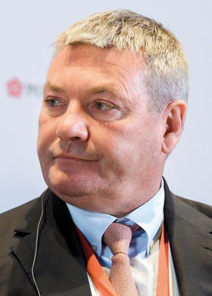 Президент и главный исполнительный директор Kinross Пол Роллинсон
