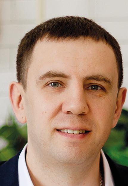 Исполнительный директор АО НПЦ «Горноспасательные технологии» Артём Вачков