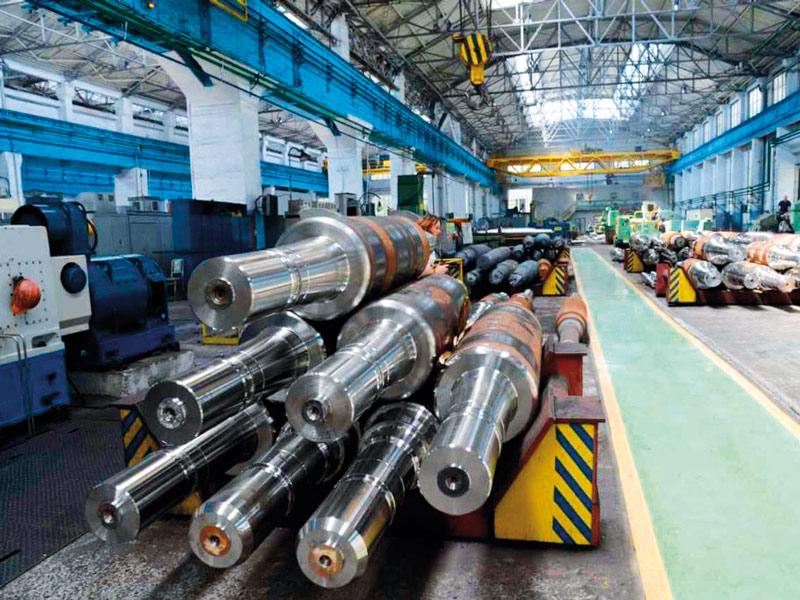 Производственная площадка завода «Сибэлектро»