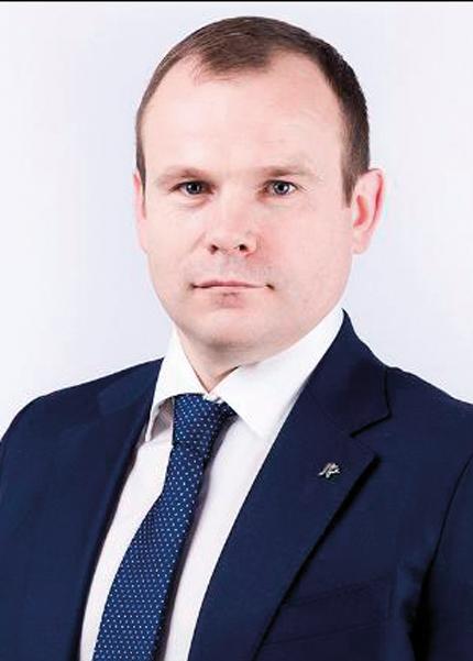 Генеральный директор ООО «Сибэлектро» Борис Витальевич Колосов
