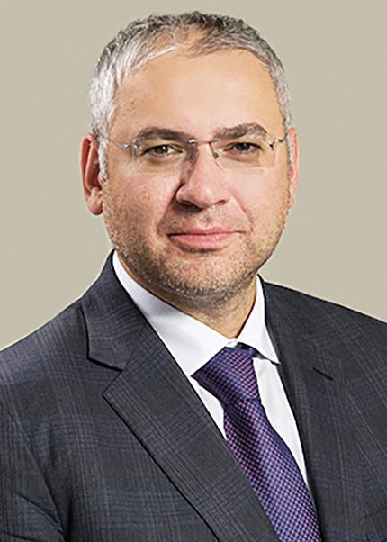 Главный исполнительный директор группы «Полиметалл» Виталий Несис