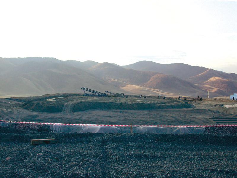 Месторождение Тарданского рудного узла