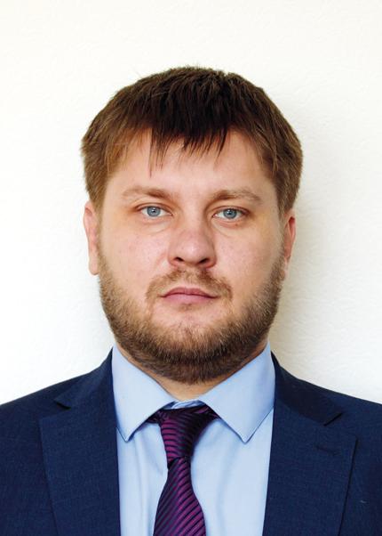 Заместитель директора по продажам ООО «СовПлим — Сибирь» Денис Буланенко