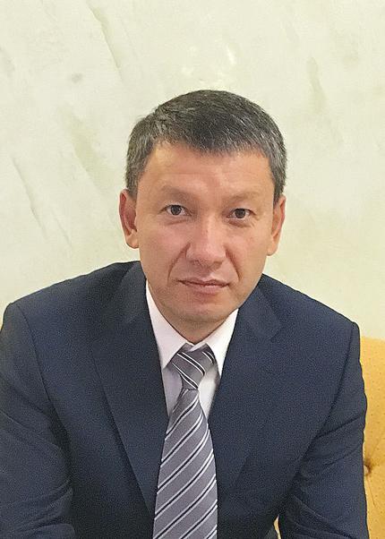 Директор производственно-промышленной компании Drive Industry Ерлан Халыков