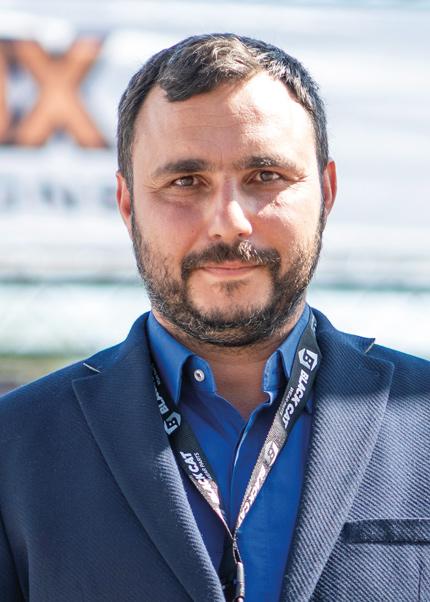 Директор Nurdox Global Solutions Тексин Ерлитас