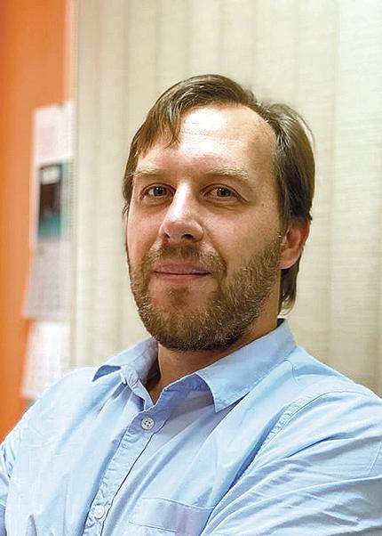 Технический директор ООО «Перспективные технологии» Алексей Шкуратов