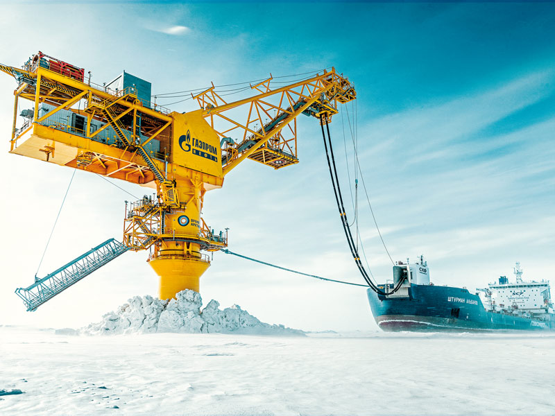 Арктические нефтегазовые проекты