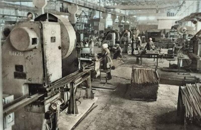 Семибратовский завод фото