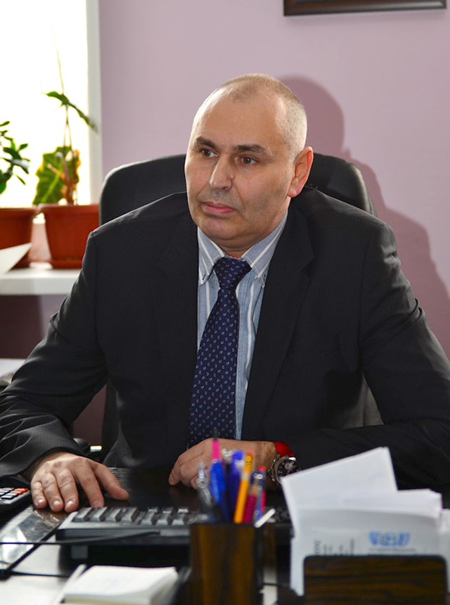 Юрий Тимченко, основатель ООО «Авега»
