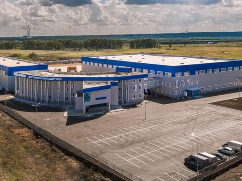Центр технической поддержки БЕЛАЗ