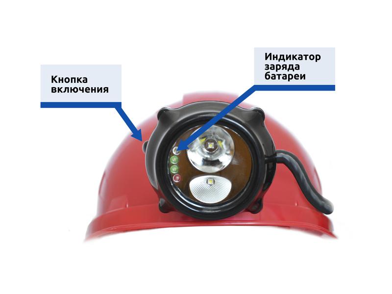 шахтный светильник