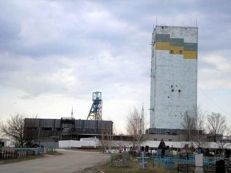 шахта имени Засядько