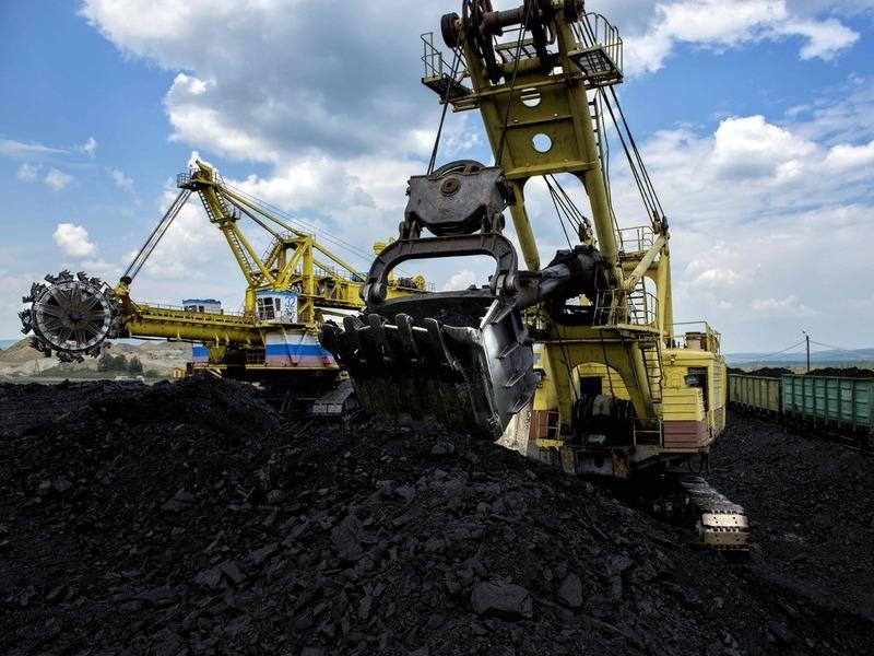 СУЭК добыча угля