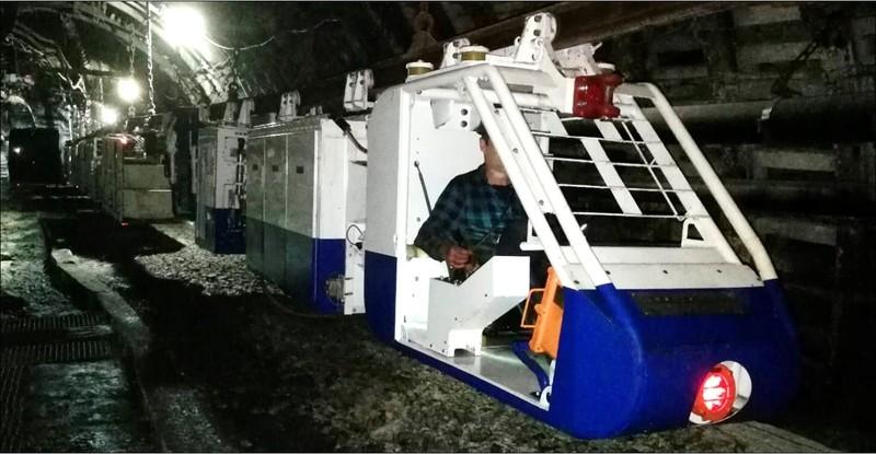 локомотив СА-190