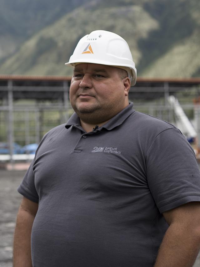 Александр Симон, управляющий директор «Южно-Верхоянской горнодобывающей компании»