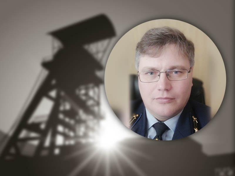 заместитель директора по производству разреза «Томусинский» Сергей Насекин