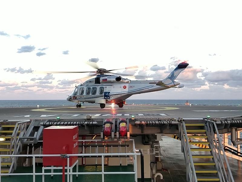 вертолет ПАНХ