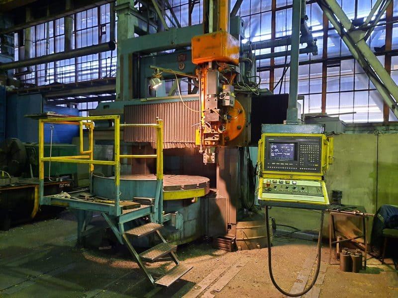 Петрозаводскмаш Горно-металлургический комплекс