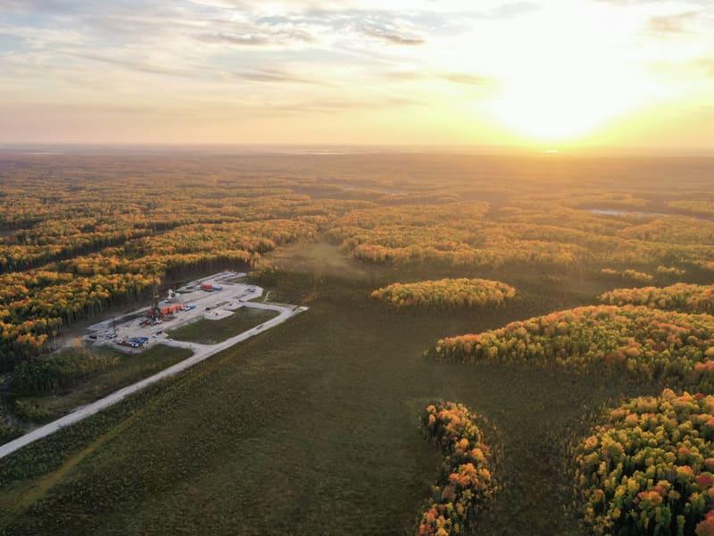 месторождение Газпром нефти