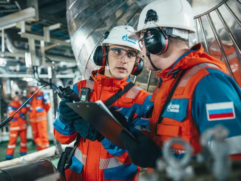 сотрудники Газпром нефти