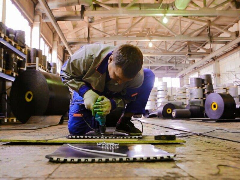 производство конвейерной ленты