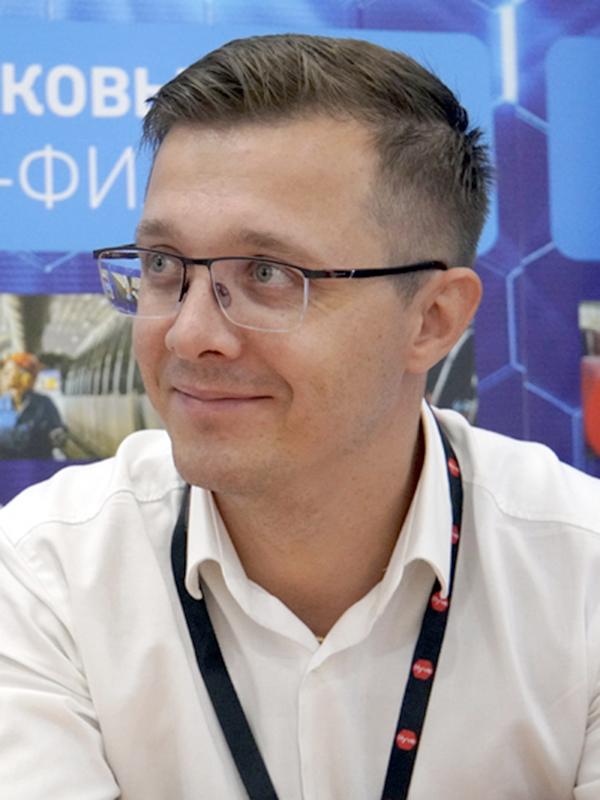 Дмитрий Злобин, исполнительный директор прогресс рус