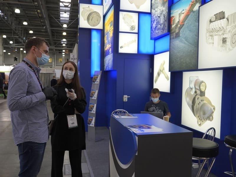 Voltag MiningWorld Russia 2020