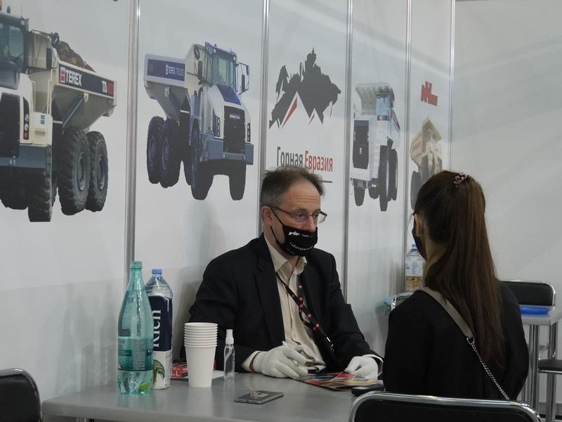 директор по работе с ключевыми заказчиками Горная Евразия Станислав Медведев.