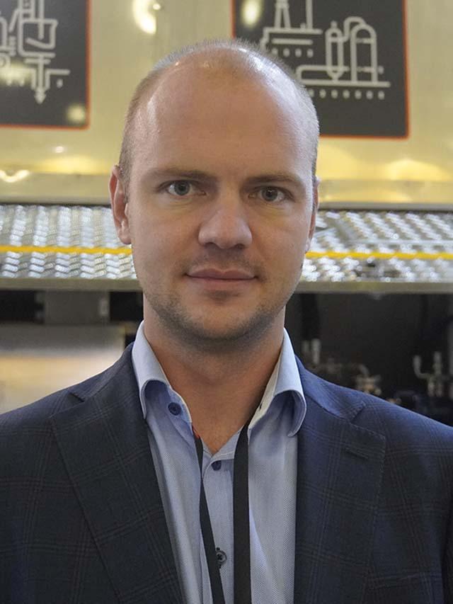 Сергей Филиппов, руководитель отдела геодезии и маркшейдерии «АзотТех»