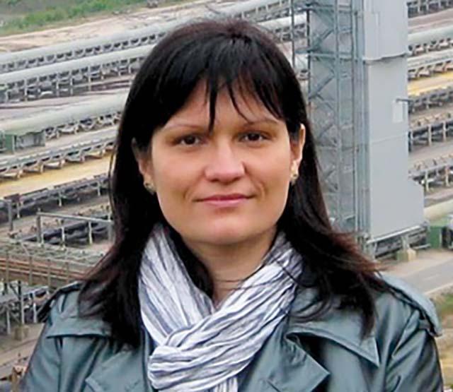Системы телематики для горной техники. Оксана Громова, директор по маркетингу и бизнес-аналитике по СНГ, Sandvik Mining and Rock Technology