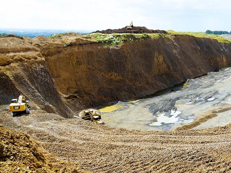 Наследство вулкана: Тарадановский каменный карьер