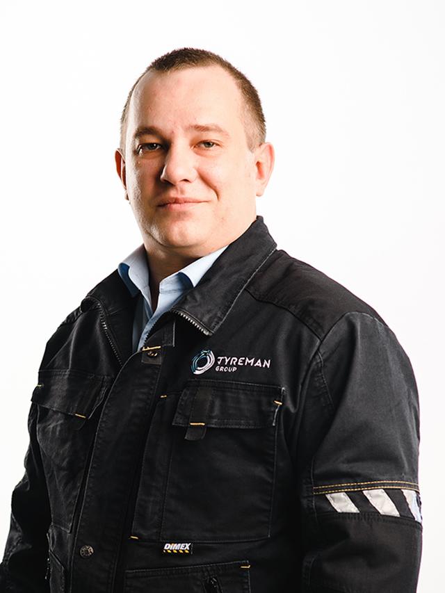 Андрей Пасичнюк, эксперт по технологиям сбережения шин ООО «Тайрмен Групп»