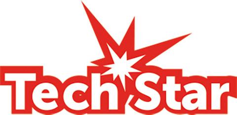 Tech star логотип