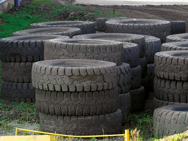 Стертые шины