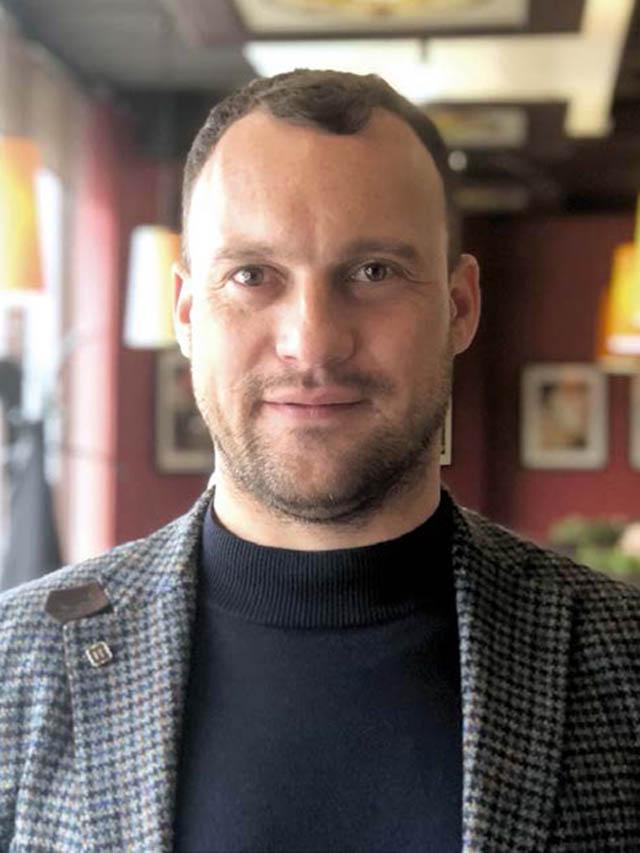 Михаил Кривых, директор Armet International