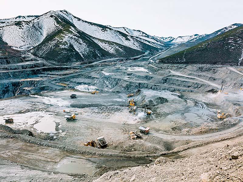 Геологическое изучение и разведка золоторудного месторождения Павлик