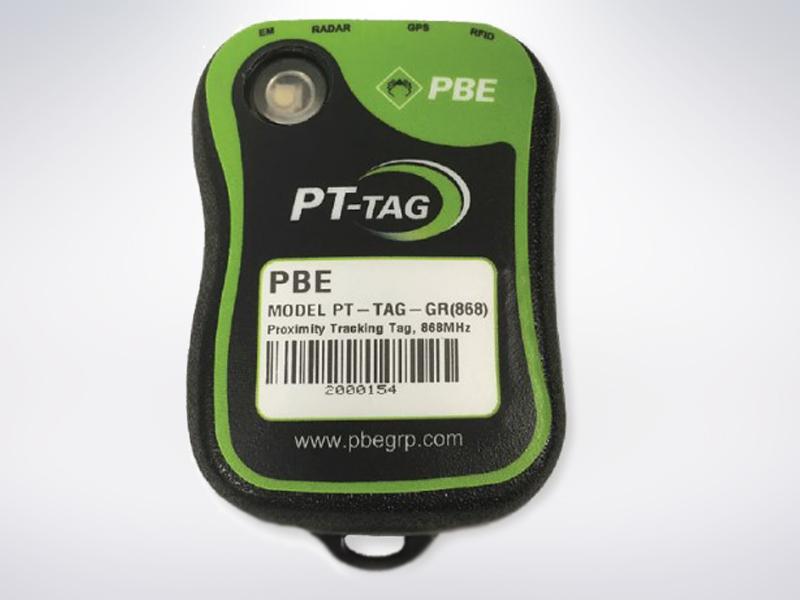 Рис.5 Персональный таг системы предотвращения столкновений PT-Tag